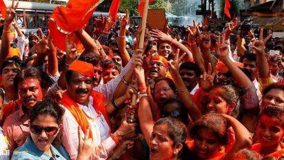 QMumbai: Shiv Sena Win Thane Polls; Twin Towers at Sion Hospital