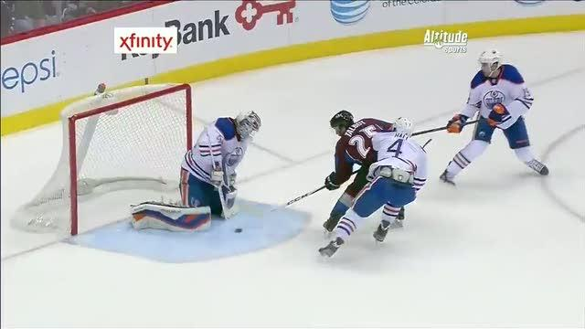 Maxime Talbot gets shorthanded goal