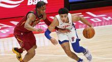 Detroit Pistons Killian Hayes playing freely down final stretch of season