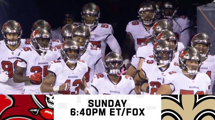 Buccaneers vs. Saints preview | Divisional Round