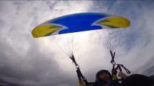 台北近郊都有滑翔傘玩 滑翔傘事前5大注意事項