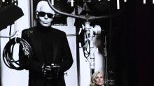 César 2019 : l'hommage de Diane Kruger à Karl Lagerfeld