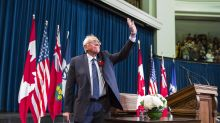 Bernie Sanders takes his Medicare-for-All campaign to Canada