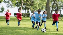 Children become less active with each year of primary school