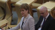 Nicola Sturgeon announces further easing of coronavirus lockdown in Scotland