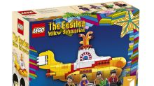 The Beatles finally available in LEGO as Yellow Submarine set announced