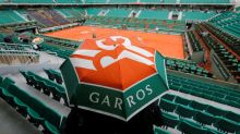 French Open gets underway amid tight security on a hot day
