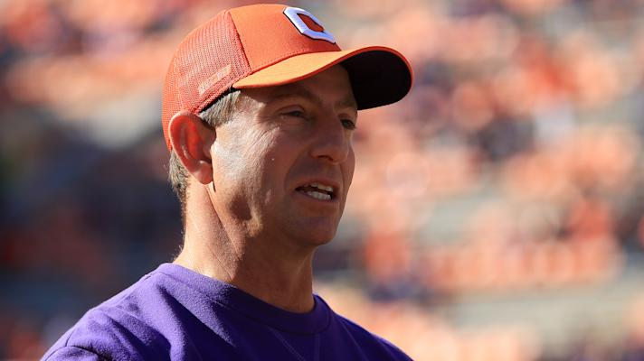 Dabo Swinney: I have 'zero doubt' there will be college football this fall