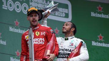 Hamilton stichelt: Ferrari schöpft Potenzial nicht aus