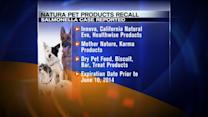 Dog and Cat Food Recalled by Natura Pet Products
