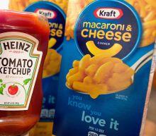Kraft Heinz bonds fall into 'junk' territory after downgrades