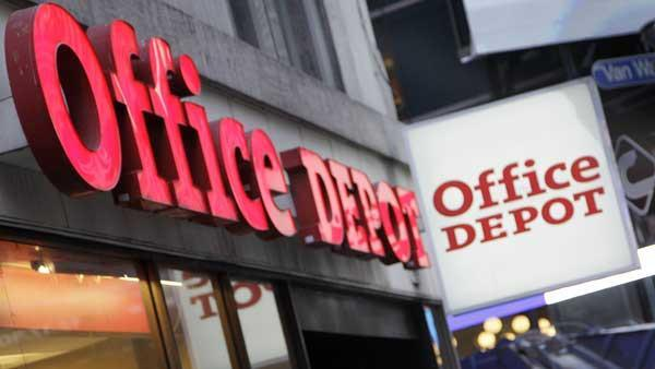 Office Depot moving OfficeMax HQ from Naperville to FL