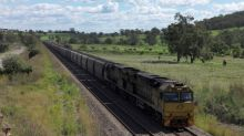 Australia's Aurizon outlook beats forecasts; shares hit record high