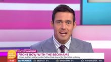 Spencer Matthews apologises after 'wooden' Good Morning Britain debut