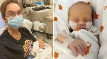 Coronavirus: Singer Casey Goode's newborn son tests positive