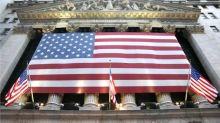 Wall Street in rosso: delude la produzione industriale