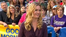 Julia Stiles welcomes her 1st child with husband Preston J. Cook