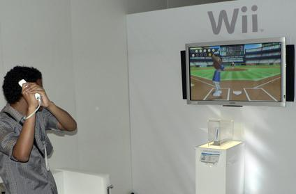 More Wii Sports impressions