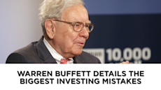 Warren Buffett details the biggest investing mistakes people make