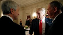 JPMorgan Chase CEO Jamie Dimon: 'We need a peaceful transition'