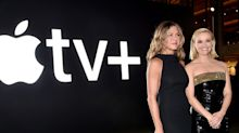 Apple TV+ debut tarnished by dour 'Morning Show' reviews