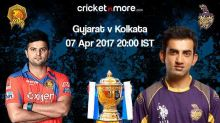 IPL 2017 (Match Preview): Kolkata vs Gujarat