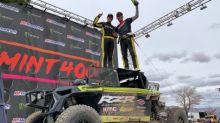 Polaris RZR® Factory Racing Captures Two UTV Titlesat the Iconic Mint 400