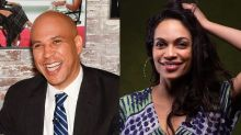 Cory Booker defends Rosario Dawson relationship, hopes it 'will last forever'