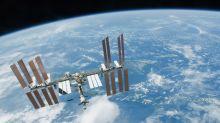 Você sabia que há pessoas morando no espaço?