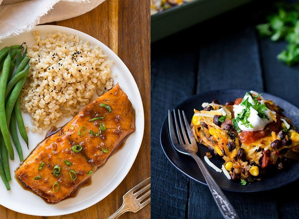 20 Lazy Dinner Recipes for Weight Loss