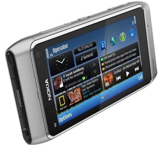 Nokia N8 officially for sale last week of September, UK shops October 1st