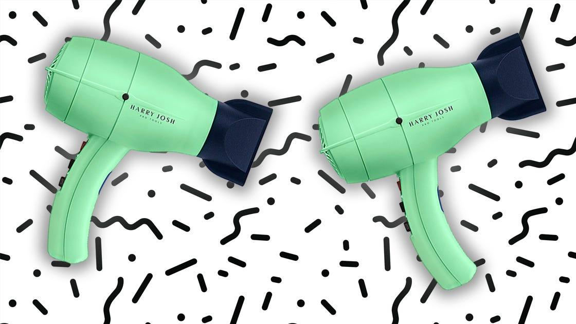 This cult-favorite hair dryer is on sale for its lowest price ever