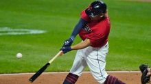 Watch: Indians OF Josh Naylor's home run cuts into Yankees lead