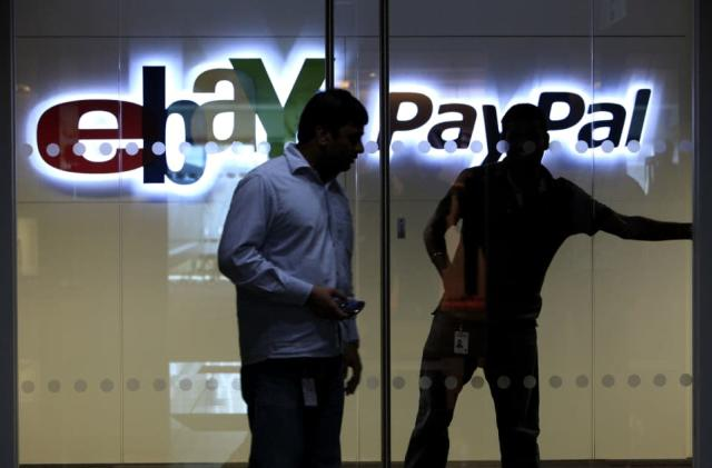 eBay and PayPal officially part ways today