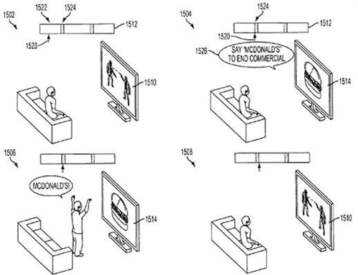 Sony patent wants to make advertising more interactive