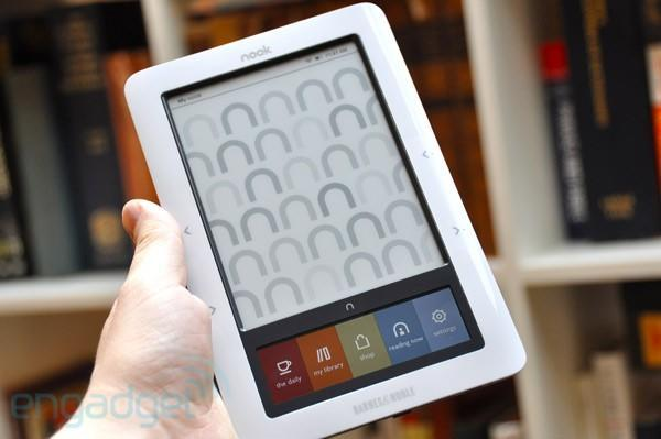 Barnes and Noble Nook firmware version 1.5 now available