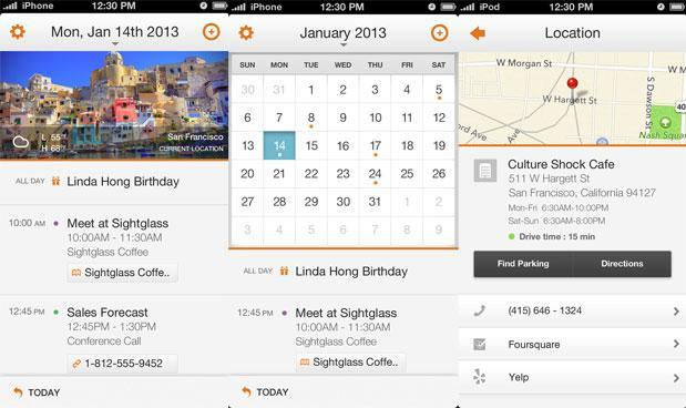 Jack of all trades: Tempo Smart Calendar does a little bit of everything