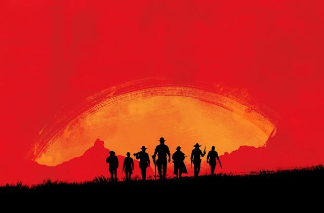 Rockstar is teasing a new 'Red Dead' game