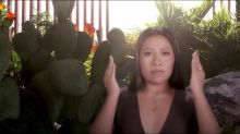 Yalitza Aparicio y el profundo mensaje en 'América Vibra' junto a Ziggy Marley y Natiruts