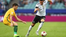 Germany shows its youth at Confederations Cup, beats Australia anyway
