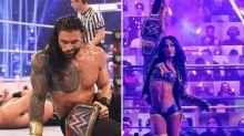 WWE Survivor Series Results: SmackDown Women's Champion Sasha Banks Defeats Raw Women's Champion Asuka
