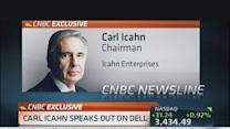 Icahn's Plan for Dell