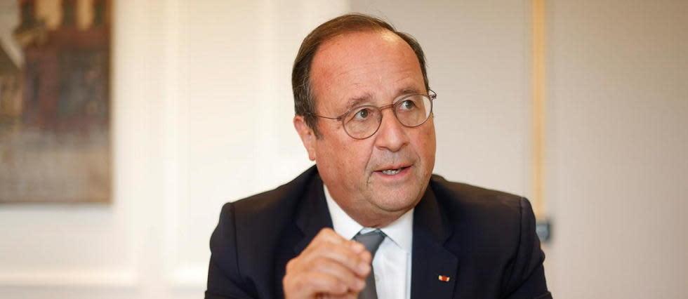Présidentielle: pour François Hollande, la gauche fait fausse route