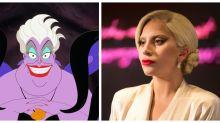 Lady Gaga pode fazer o papel da vilã Úrsula em nova versão de 'A Pequena Sereia'
