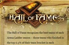 Blizzard puts Hall of Fame in the Armory