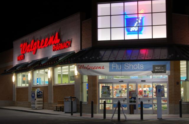 Walgreens offers next-day prescription deliveries through FedEx