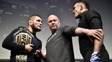 Khabib may not be out of UFC 249, after all