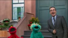 'Last Week Tonight' Enlists 'Sesame Street' to Warn About Lead Poisoning