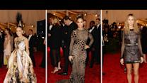 The Stars Go Punk At The 2013 Costume Institute Gala