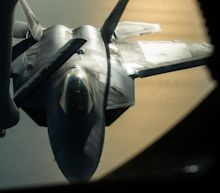 Nearly 10 Percent of America's Stealth F-22 Raptors are Damaged. Here's Why.